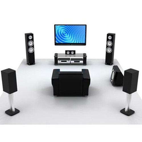 5.1 Surround Sound Installation