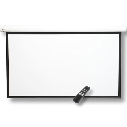 MOTORIZED PROJECTION SCREEN INSTALLATION